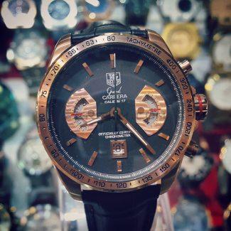 ساعت تگ هویر TAG Heuer - 01
